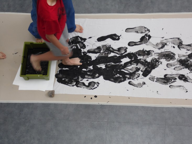 performance artwork with sarah misselbrook