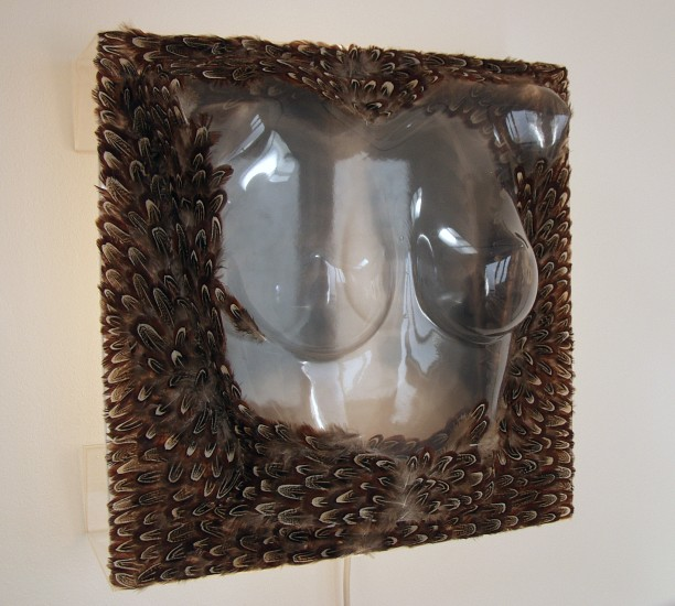 wall based sculpture by artist sarah misselbrook