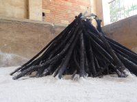 installation by artist sarah misselbrook