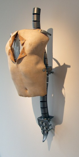 sculpture by artist sarah misselbrook