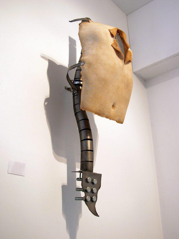 sculpture by artist sarah misselbrook