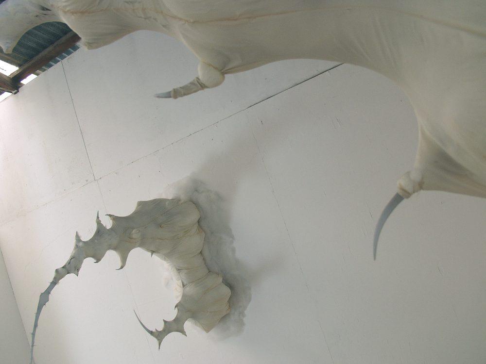 sculptural artwork by sarah misselbrook